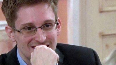 "Rusia baraja devolver a Snowden a EEUU como un ""regalo"" para Trump"