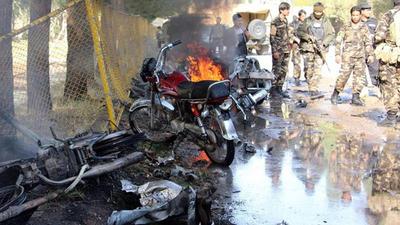 11 muertos tras ataque suicida en Afganistán