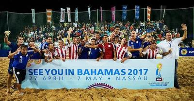 Fútbol Playa: Paraguay y Brasil van por el título