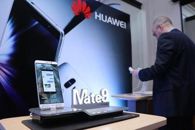 Comenzó la venta en el país de Huawei Mate 9