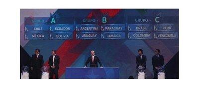 Paraguay, sin DT, conoce su destino en la Copa América