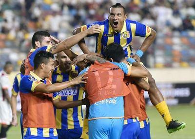 Deportivo Capiatá seguirá marcando su historia en la Libertadores