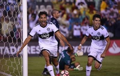 Olimpia quiere sorprender de visitante al Botafogo