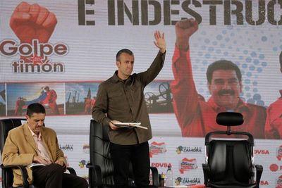 EE.UU. sanciona al vicepresidente de Venezuela por narcotráfico
