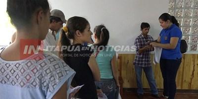 MÁS DE UN CENTENAR DE ATENCIONES EN DIA DE GOBIERNO EN GRAL. DELGADO