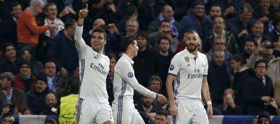 El Real Madrid saca músculo y se impone al Napoli