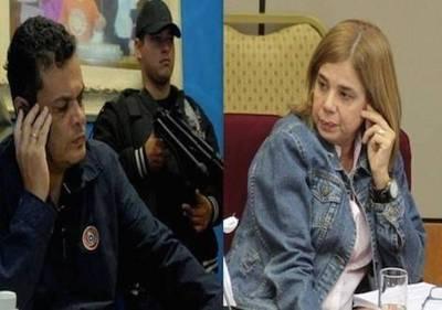 "Piden incautar celulares de senadores: ""Masi se defiende con plata de helicópteros"""