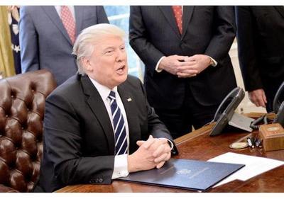 Trump: Responsables de filtraciones pagarán un gran precio