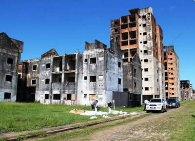 El 80% de los edificios del complejo de Mariano Roque Alonso comprados al IPS serán demolidos