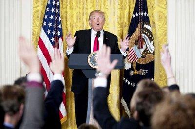 """Trump anuncia nueva orden para """"proteger"""" a EE.UU."""