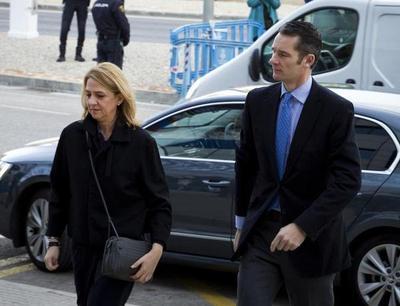 Caso Nóos: Infanta Cristina absuelta, cárcel a Urdangarin