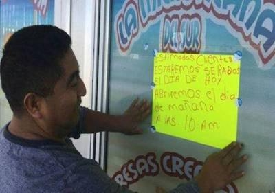 Paraguayos hacen 'brazos caídos' contra Trump: temen deportación masiva
