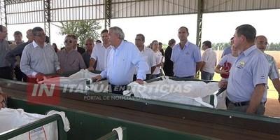 INAUGURAN PLANTA MODELO DE PROCESAMIENTO DE RESIDUOS EN COLONIAS