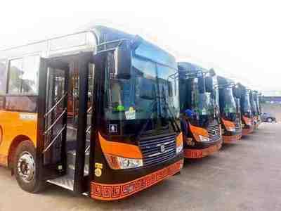 El lunes salen a las calles 80 nuevos buses diferenciales