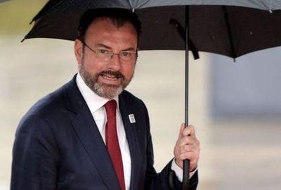 Canciller mexicano exhorta a embajadores a reforzar vínculos en Europa