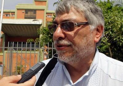Lugo recibe alta médica