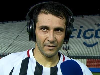 Antolín Alcaraz le dio la victoria al Gumarelo