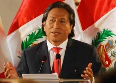 Perú: Fiscalía pediría orden de arresto al expresidente Toledo