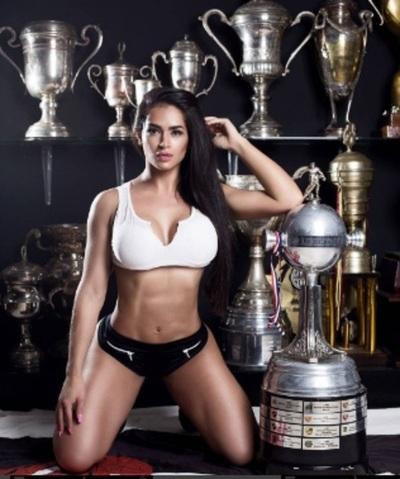 Andrea Araujo Motiva En La Copa Libertadores, Según Fox