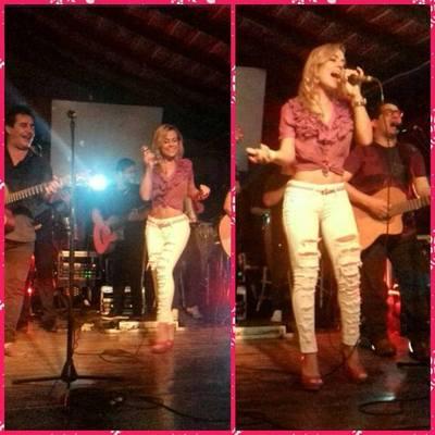 Lizarella Valiente Volvió A Cantar