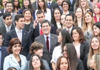 Nueva convocatoria para acceder a becas en el extranjero