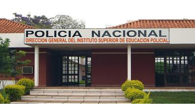 Ordenan intervención del Instituto Superior de Educación Policial