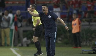Florentín tiene oferta de un club de Qatar
