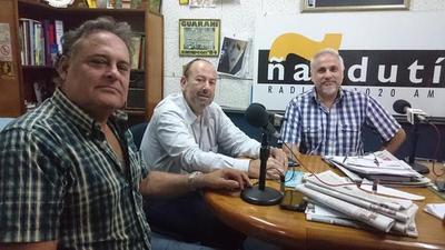 """'Tiki' Cubas: """"Hay transparencia de gestión porque hay voluntad"""""""