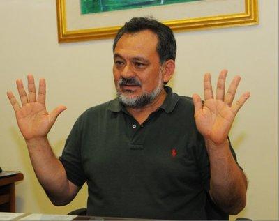 Enmienda: Sixto Pereira dice que falta madurez política