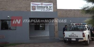 DETENIDO DESMIENTE ACUSACIÓN DE SUPUESTA AGRESIÓN A SU HERMANA.