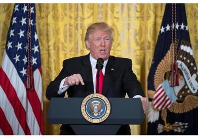 Trump urge a acelerar deportación de indocumentados
