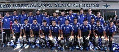 Sub 17: Jóvenes talentos buscarán trampolín en Chile