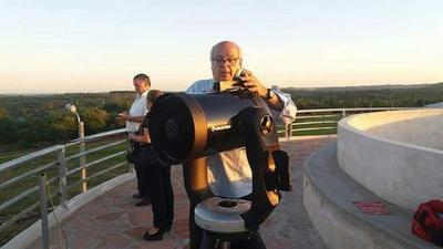 Invitan a observar eclipse solar en moderno parque temático