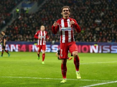 Atlético Madrid vence a Bayer Leverkusen