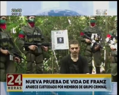 Familia de joven secuestrado, Franz Wiebe, cumplió con exigencias del EPP