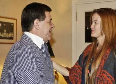 """Soledad Núñez, la ministra obediente: """"El presidente está haciendo un trabajo excelente"""""""