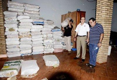 Existirían contenedores con bolívares en Brasil