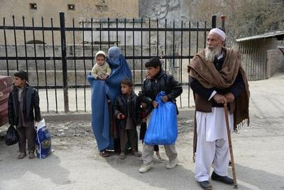 Afganistán endurece su legislación contra esclavitud sexual
