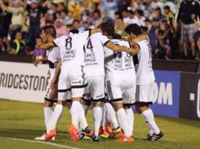 Olimpia busca la remontada ante Botafogo