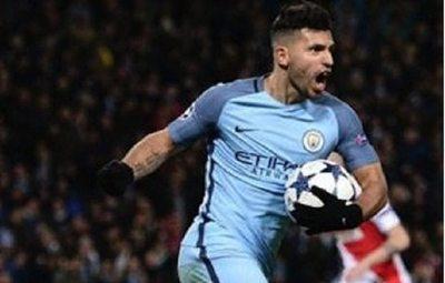 """Manchester City y el """"Aleti"""" ganan en la ida"""