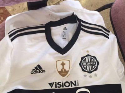 Olimpia y un logo especial