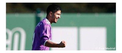 Sergio Díaz anota y el Real Madrid pasa a los cuartos