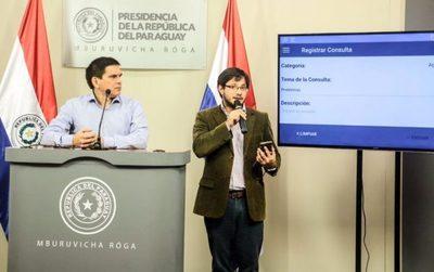 Presentan aplicación móvil para consultas de productores