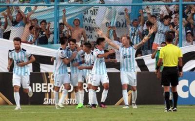 Tucumán se clasificó al grupo 5 de la Copa