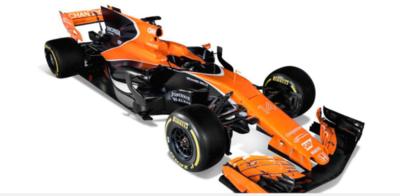 Fue presentado el McLaren MCL32 y con el color naranja