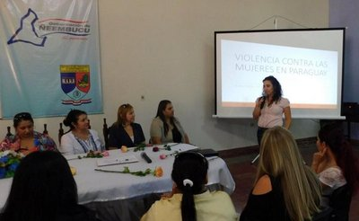 Buscan evitar feminicidios en Ñeembucú