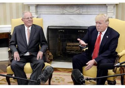 Trump dice que tiene un gran problema con Venezuela