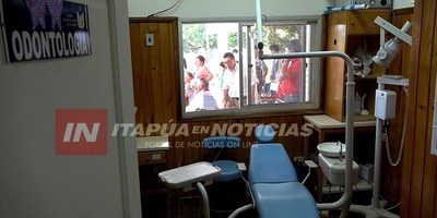 USF DE LA PAZ YA CUENTA CON TODOS LOS SERVICIO DE UN CENTRO DE SALUD.