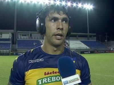 Ricardo Martínez fue el mejor del partido
