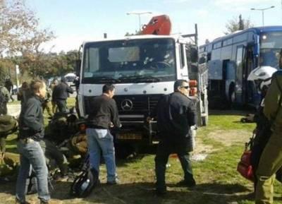 Ataque terrorista en Jerusalén: 4 muertos y 15 heridos